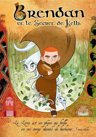 Brendan & the Secret of Kells